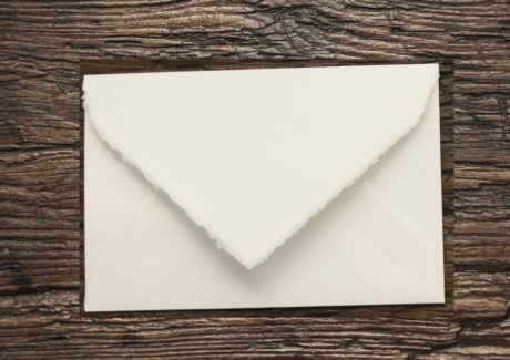 classic envelope - Amalfi model