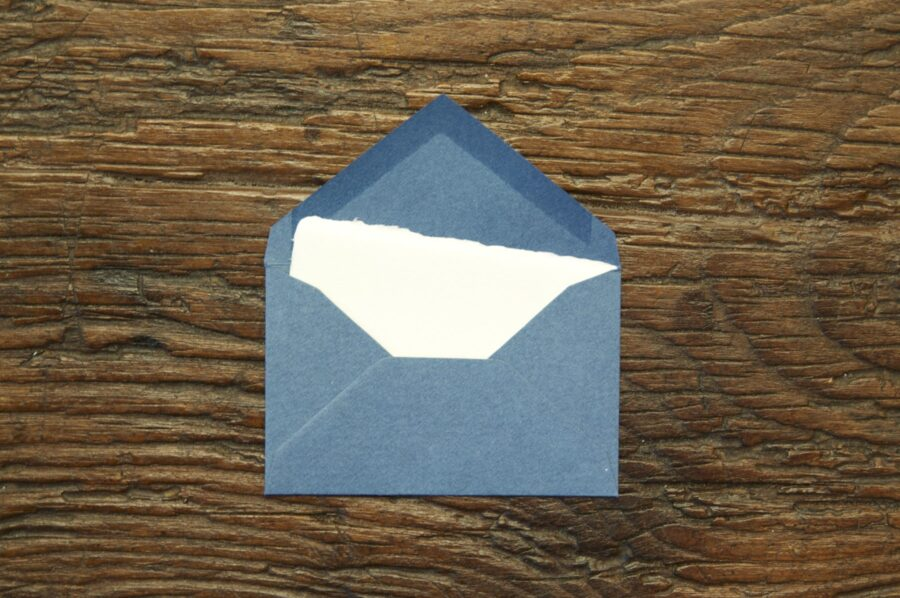 10x7-single-card-in-a-blue-envelope