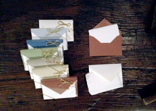 coloured gift sets